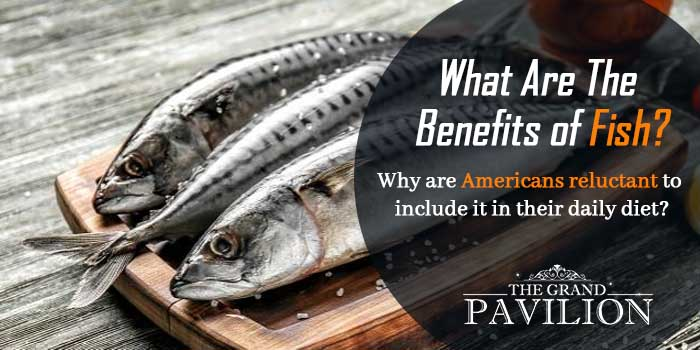 What are the benefits of fish Why are Americans reluctant to include it in their daily diet