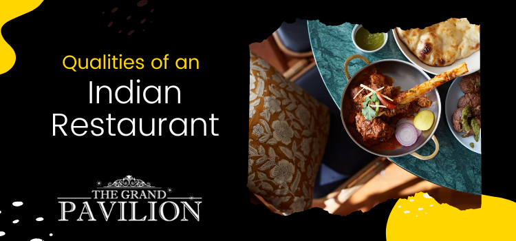 Why do the customers of Indian food from very selective Restaurants?