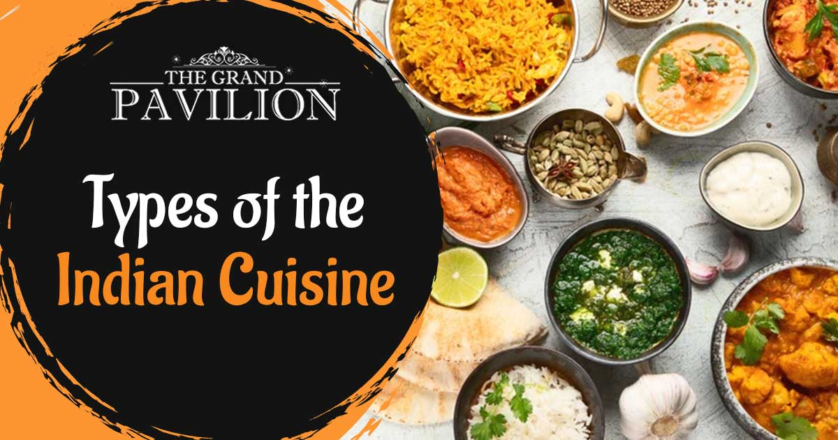Why is Indian cuisine famous? Which kinds of cuisines are included in it?