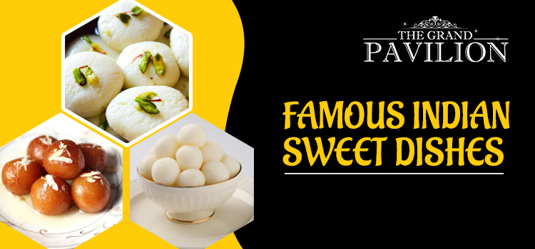 Which Indian sweet dishes are enjoyed at festivals and special occasions?