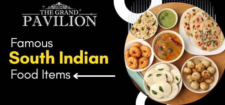 Which South-Indian food items have their foodie-fans all over the world?